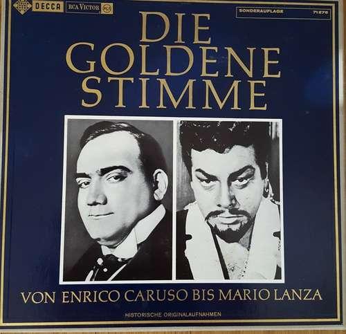 Cover zu Various - Die Goldene Stimme (6xLP, Comp, Box) Schallplatten Ankauf