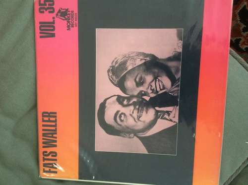 Cover Fats Waller - Vol. 35 (2xLP, Mono) Schallplatten Ankauf