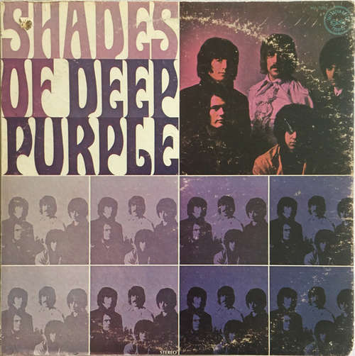 Bild Deep Purple - Shades Of Deep Purple (LP, Album) Schallplatten Ankauf