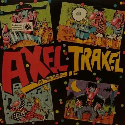 Cover Axel Traxel - Axel Traxel und seine Freunde (LP, Album) Schallplatten Ankauf