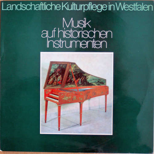 Bild Various - Musik Auf Historischen Instrumenten (2xLP) Schallplatten Ankauf